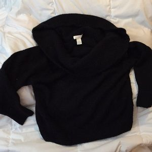 H & M off the shoulder sweater worn once
